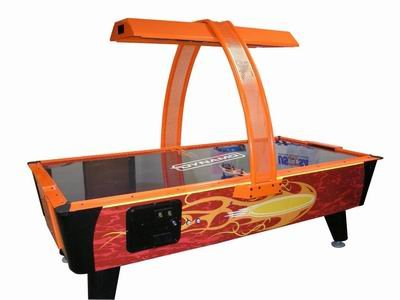 Dynamo Fire Storm 8' Air Hockey Table