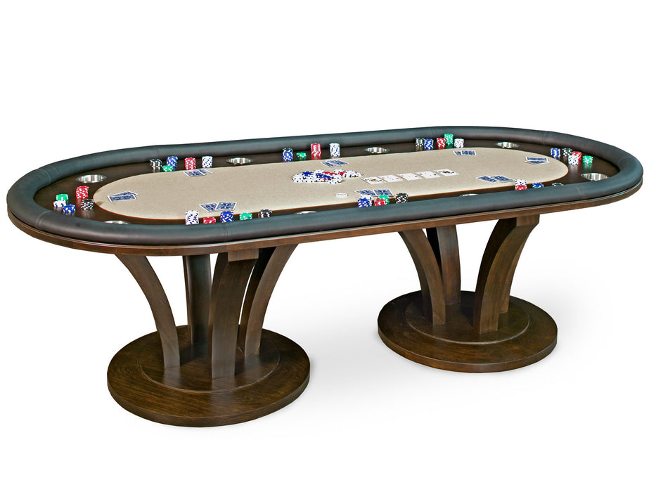 California House Venice Poker Dining Table