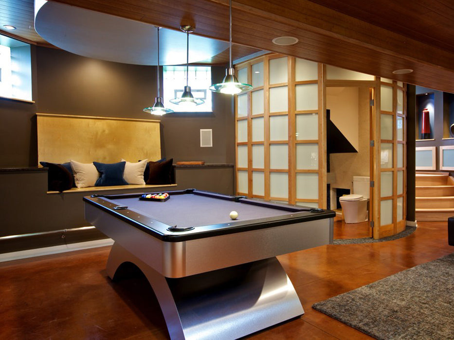 olhausen waterfall pool table condo