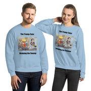 Drain the Swamp Unisex Sweatshirt