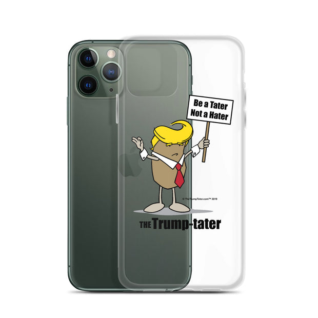 Trump Tater iPhone Case