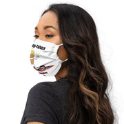 Stop the Hate face mask