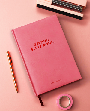 Getting Stuff Done Planner