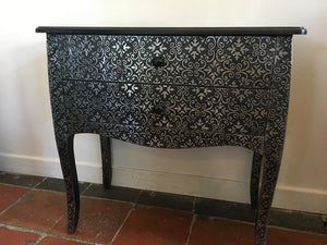Bombay Style Chest Of Drawers