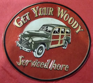 Get your Woody Serviced Here | Sign