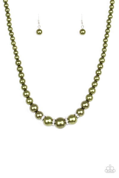 Party Pearls - Green