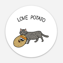 Load image into Gallery viewer, Love Potato Magnet