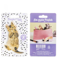 Load image into Gallery viewer, Tabby Cat Nail File