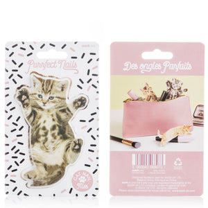 Tabby Cat Nail File
