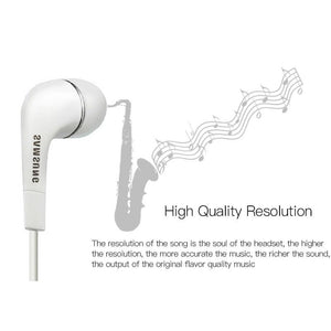 Gold-plated Plug Original Earphone