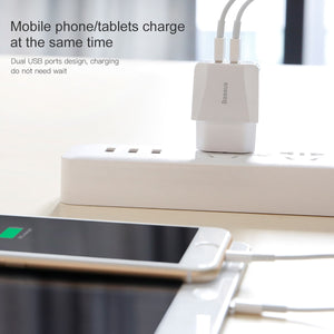 Fireproof Dual USB Charger