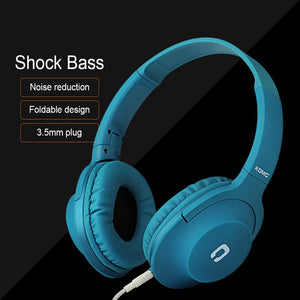Rock Metal Type Music Headset