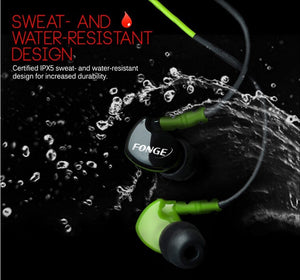 Sport Headset With Mic