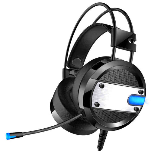 Soft Cushion Head-Pad Gaming Headset