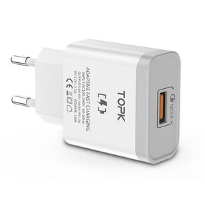 Wall USB Charger Adapter