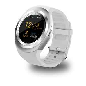 Round Smart Watch SIM Supported