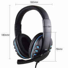 Load image into Gallery viewer, High Fidelity Wired Gaming Headset
