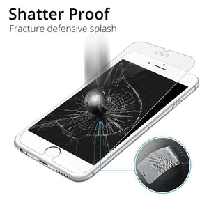 High Screen Sensitivity Protection Glass