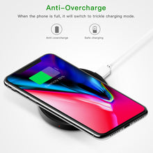 Load image into Gallery viewer, Anti Overcharge Fast Wireless  Charger