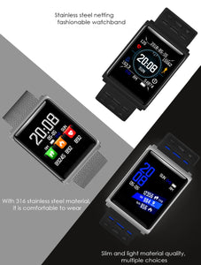 Fitness Tracker Clock Smartwatch