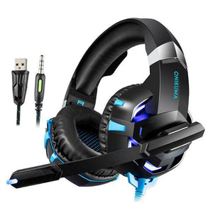 Universal Compatibility Gaming Headset