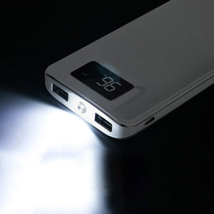 Power-bank With LED Light
