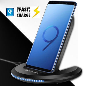Intelligent Universal Wireless Charger