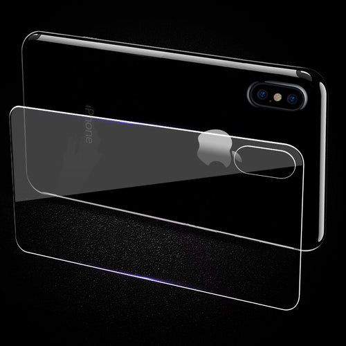 Front And Back Tempered Glass