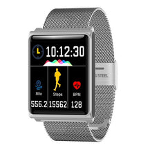 Load image into Gallery viewer, Fitness Tracker Clock Smartwatch