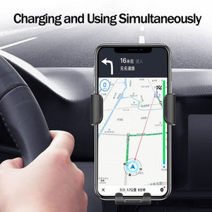 Fast Wireless Car Charger