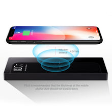 Load image into Gallery viewer, Elegant Fast Charging Wireless Power-bank