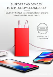 Portable Ultra-thin Polymer  Power Bank