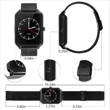 Load image into Gallery viewer, Metal Strap Smart Watch