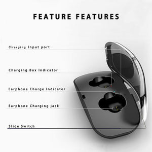 High Noise Reduction Bluetooth Headset