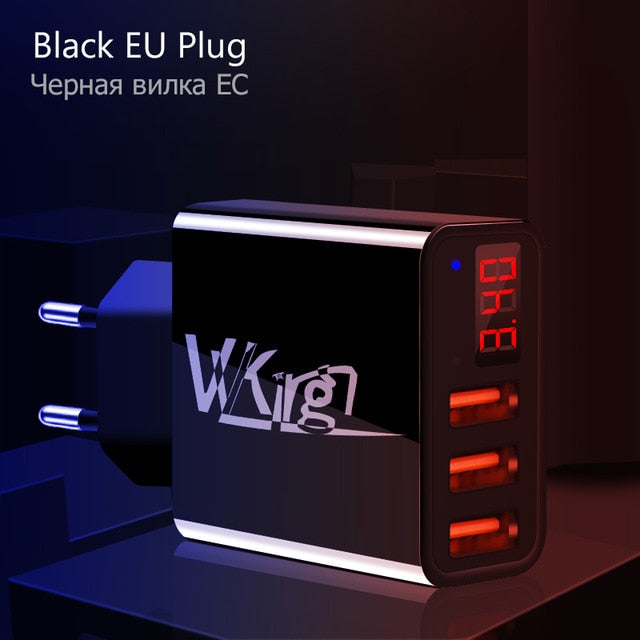 Smart Fast Charging Wall Charger