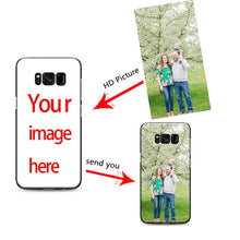 Load image into Gallery viewer, Customized phone cases samsung galaxy s7 edge s6 s5 s8 s9 plus