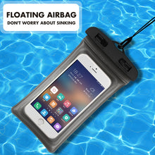 Load image into Gallery viewer, Waterproof Touchscreen Phone Bag
