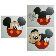 Load image into Gallery viewer, invitaciones para presentación de mickey