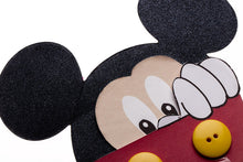 Load image into Gallery viewer, invitaciones para bautizo de mickey