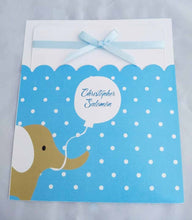 Load image into Gallery viewer, Invitaciones para babyshower