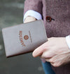 Jameson Leather Passport Holder
