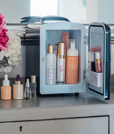 HQ Beauty Fridge Must Haves