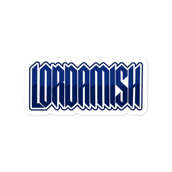 LordAmish Sticker
