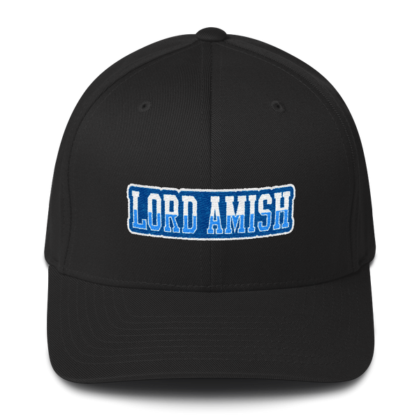 Curved Bill Cap Lord Amish