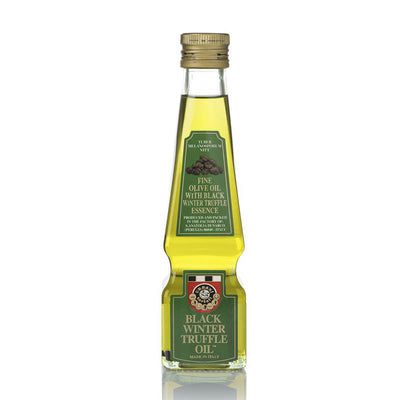 Black  Truffle Oil 8U.S.Fl.oz (250 ml) - Urbani Truffles