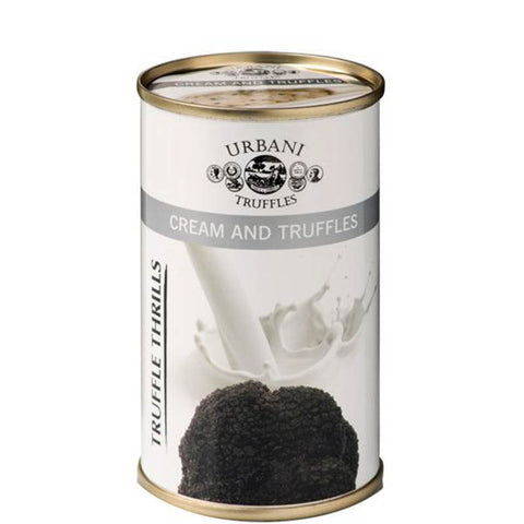 Image of Cream and  Truffles 6.1oz (180gr) - Urbani Truffles