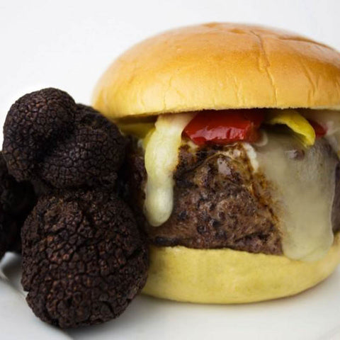 Image of Urbani Truffles Pat LaFrieda Burger 4 patties, 6oz each (1.5 lbs) - Urbani Truffles