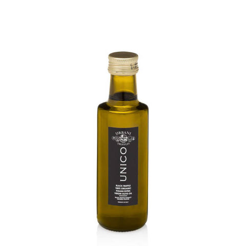 "Image of ""Unico""  black truffle olive oil 100ml - Urbani Truffles"