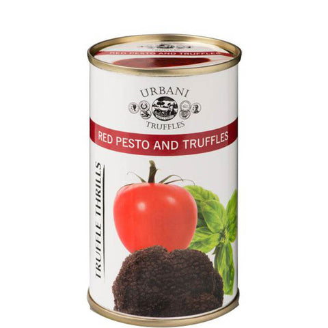 Image of Red Pesto and Truffles 6.1oz (180gr) - Urbani Truffles