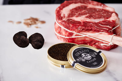 Urbani Black Winter Truffles & Kow Royal Kit - LIMITED EDITION - Urbani Truffles